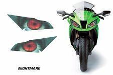AMR Racing Head Light Eyes Kawasaki Ninja ZX10 2011-2014 Headlight Parts NIGHT