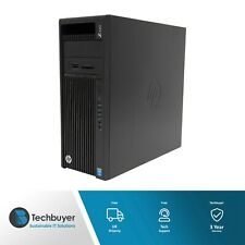 HP Z440 E5 V3 Quad Core CPU 16GB RAM Nvidia K2200 512GB SSD + 3TB HDD Win10 Pro