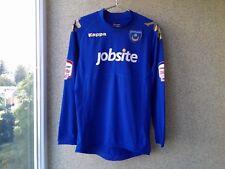 Portsmouth Home football shirt 2011/2012 Jersey Kappa Soccer Long Sleeve England