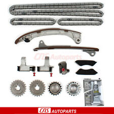 For 03-12 Toyota Tacoma Tundra 4Runner FJ Cruiser 4.0L 1GRFE V6 Timing Chain Kit