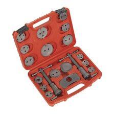 Sealey Brake Caliper Piston Wind Back Tool Kit 21pc VS0282 Brand New