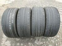 Sommerreifen Sommer Reifen Pirelli Pzero Rosso 255/55 ZR18 109Y NO