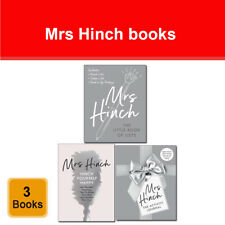 Mrs Hinch Collection 3 Books Set Mrs Hinch The Little Book of Lists NEW Pack