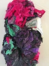 CHERRY TREE HILL FRINGE - BULKY WEIGHT EYELASH NOVELTY YARN CLR NORTHERN LIGHTS