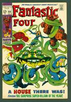 Fantastic Four 88 VF Stan Lee Jack Kirby Marvel Comics  SA
