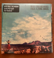 NOEL GALLAGHER'S HIGH FLYING BIRDS - Who Built The Moon? Cd Digipack Rare