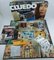 Cluedo Discover The Secrets 2008 Good Condition 100% Complete with Instructions