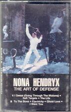 "K 7 AUDIO   NONA HENDRIX  ""THE ART OF DEFENSE""  (NEUVE SCELLE)"