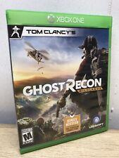 Tom Clancy's Ghost Recon: Wildlands (Microsoft Xbox One, 2017) Free Shipping!!