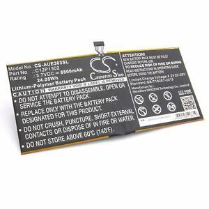 Batterie 6500mAh pour Asus Memo Pad 10 ME302KL
