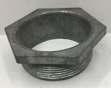 Bridgeport 1792-DC 3//4 Inch Conduit Nipple 50//pkg Die Cast Zinc