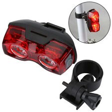 2LED Bright Cycling Bicycle Bike Safe Rear Tail FlashingBack Light Warning Ly3