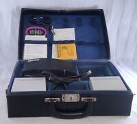 Vintage POLAROID 360 Land Camera Instant Film Portrait Close UP Lens Kit USA