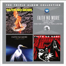 Faith No More - The Triple Album Collection (2012)  3CD  NEW/SEALED  SPEEDYPOST