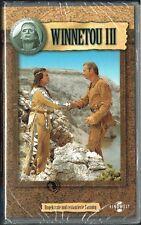(VHS) Winnetou III - Lex Barker, Pierre Brice, Ralf Wolter, Rik Battaglia (Neu)
