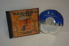 THE ICICLE WORKS - NUMB CD IAN MCNABB