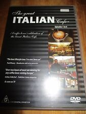 The Great Italian Cafe Episodes 1-6 DVD