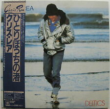 CHRIS REA Delectics 1979 JAPAN ORG Promo LP MINTY FRESH!