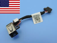 Genuine DC Power Jack Harness Charging Port IN Cable for Dell XPS P20S Ultrabook