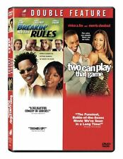 Breakin' All the Rules/Two Can Play That Game (Double Feature, 2 discs) (DVD)