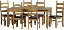 Rectangular Traditional Table & Chair Sets with Extending