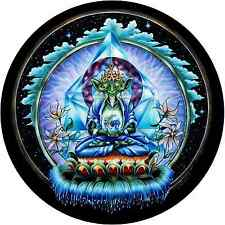 Crystal-Buddha Spare Tire Cover Fits jeep, rv, campers, trailers, backup camera