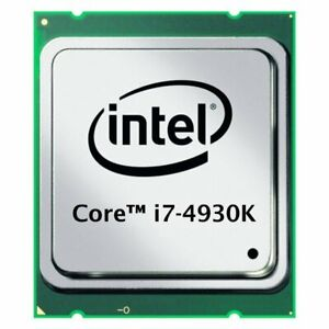 Intel Core i7-4930K (6x 3.70GHz) SR1AT CPU Sockel 2011   #37008