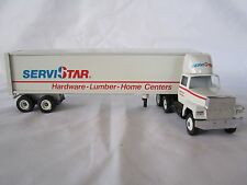 WInross 1989 SERVISTAR HARDWARE LUMBER HOMES CENTERS Ford CL9000
