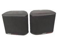 Bose Acoustimass 3 Series II Speaker System Speakers ONLY Set of 2 Replacement
