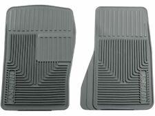 For 1991-2004 GMC Sonoma Floor Mat Set Front Husky 35119XS 1992 1993 1994 1995