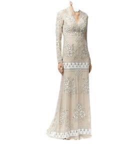 Needle and Thread Rose Embellished Dress Size 10
