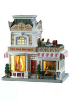 Lemax DOLL BOUTIQUE Holiday Village Lighted Building