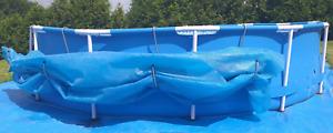 4 pcs. Pool hooks for solar mat