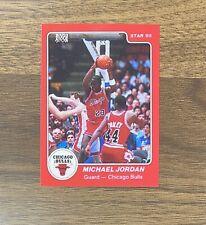 1984-85 1985 Star Basketball Michael Jordan Rookie #101 RP Mint Condition