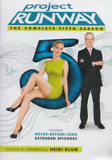 PROJECT RUNWAY - THE COMPLETE SEASON 5 (DVD)
