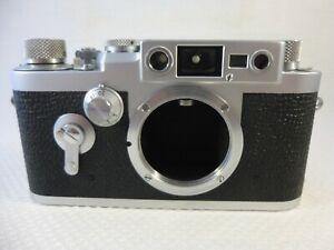 Rare Leica IIIG 3G Rangefinder Camera Body October 1958 Number 943816