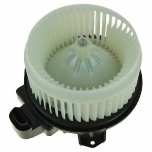 Front Blower Motor Assembly With Fan Cage Wheel For Toyota Corolla Prius New