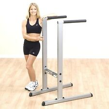 Body-Solid Commercial Dip Station Parallel Dipping Bars - GDIP59