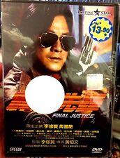 Final Justice 霹雳先锋 (Movie Film) ~ DVD ~ English Subtitle ~ Stephen Chow