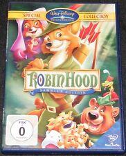 DVD Walt Disney Meisterwerke: Robin Hood (Special Collection)
