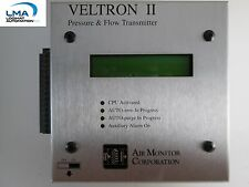 AIR MONITOR VELTRON II Smart Pressure Flow Transmitter 24 VAC/DC