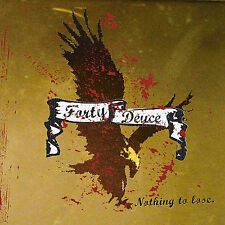 Nothing to Lose by Forty Deuce / Richie Kotzen (CD, 2006, Locomotive Records)