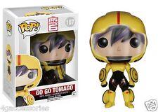 Funko Pop! ! VINILO BIG HERO 6 GO GO TOMAGO 107GB
