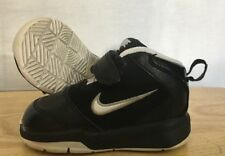 Nike Shoes Baby Toddler Size 4C Black And White