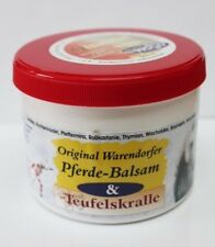 (33,80€/L)Warendorfer Pferdebalsam mit Teufelskralle 500 ml Pferdebalsam Hago
