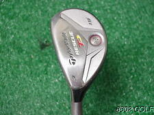 Left Hand LH Tour Issue Taylor Made TP Rescue Hybrid 19 degree 3 Wood Rip X