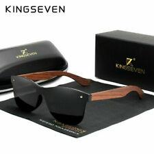 Sonnenbrille Strandbrille Herren mit polarisierten Gläsern Bubinga-Holz 2020