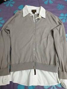 Woolrich Maglia maglione camicia blusa cardigan  taglia XL