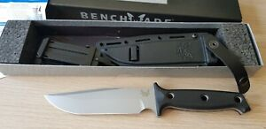 benchmade knife- 119 Arvensis-154CM COUTEAU