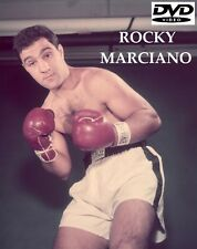 Rocky Marciano 3 BOXING DVD Career Collection